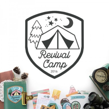 IF_revivalcamp badge